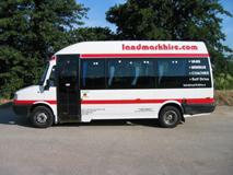 16 Seat LDV Mini Bus