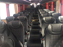 33 Seat Luxury Mercedes Indcar Midi Coach