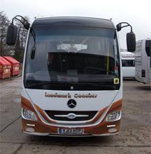 33  Seat Luxury Mercedes Sitcar Marlin Midi Coach (Pam)
