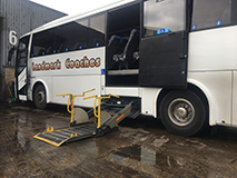 49 Seat Luxury Iveco Marco Polo Coach