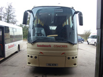 55 Seat Bova Futura Coach