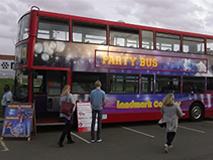 80 Seat Double Deck Party Bus