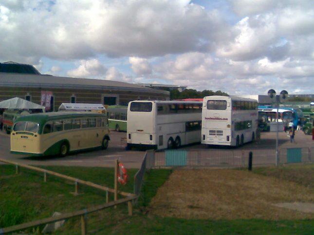 Gaydon Bus Festival 2016