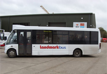Double Deck Buses and Service Buses