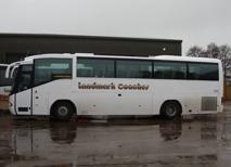 70 Seat High Capacity Scania Irizar Century Coach