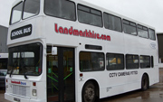 Landmark Double Decker Bus